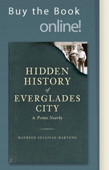 Hidden History of Everglades City - book